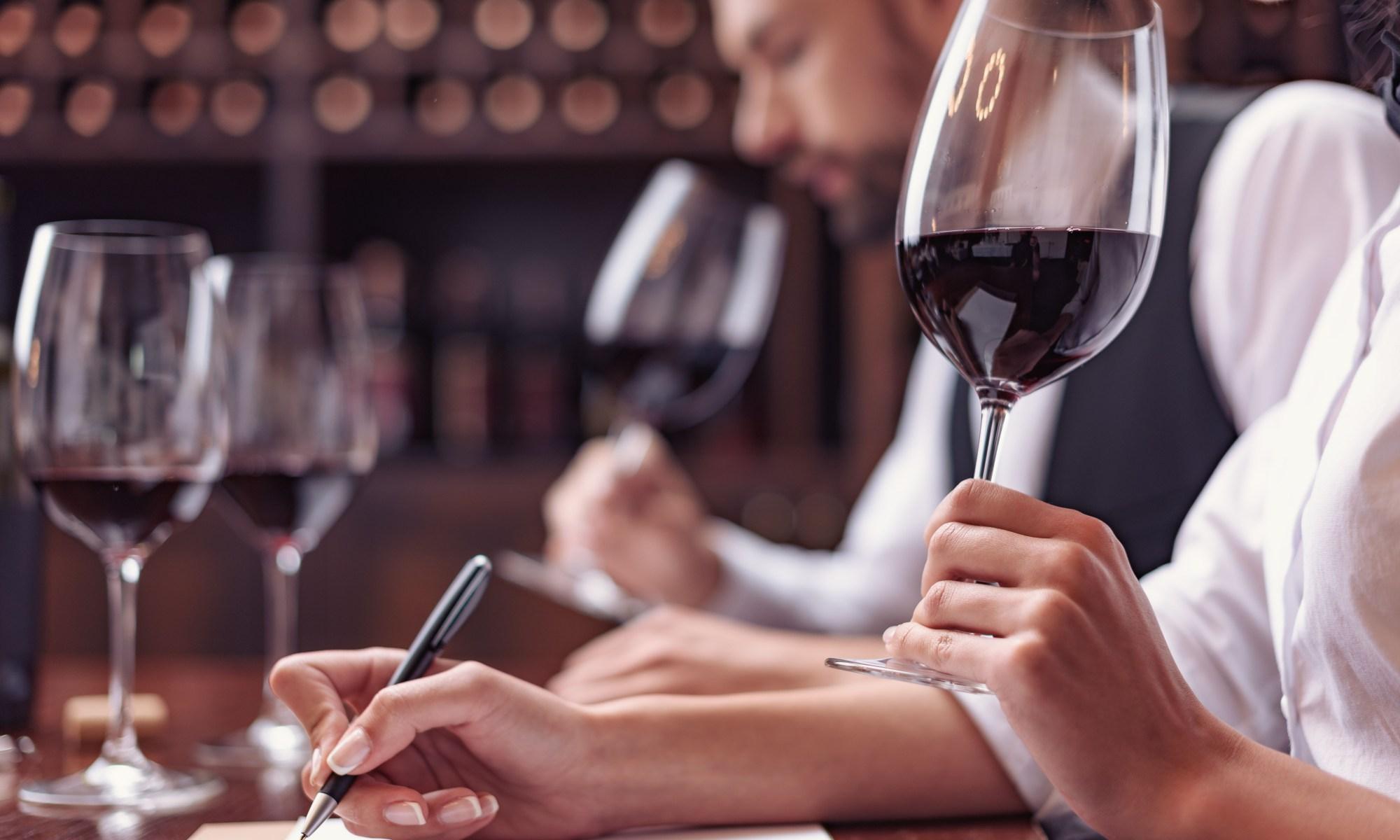 Bli en bättre vinprovare på tre dagar!