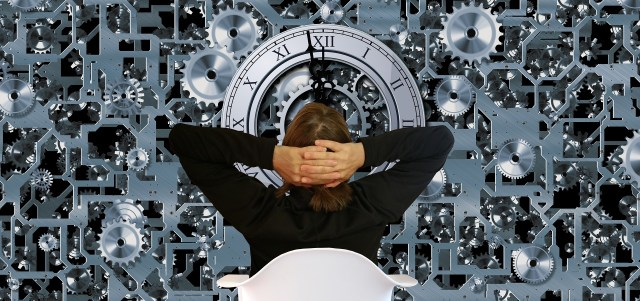 prendre le temps, attendre que ça se passe, procrastination