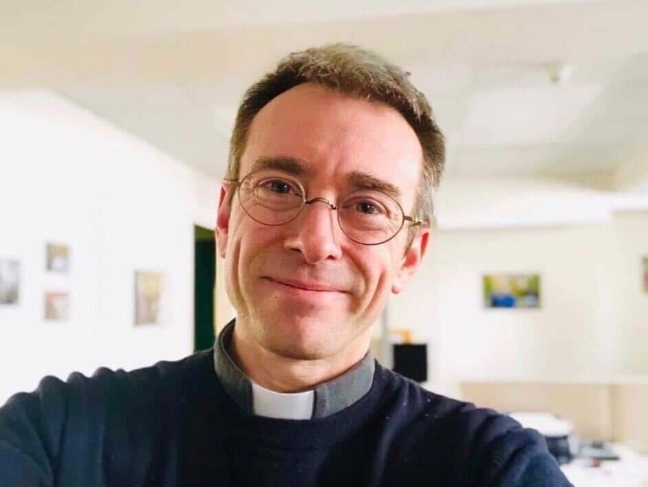 À l'heure de notre temps: rencontre avec le père Dominic LeRouzès