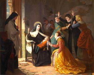 Thérèse d'Avila et l'aventure de la grâce