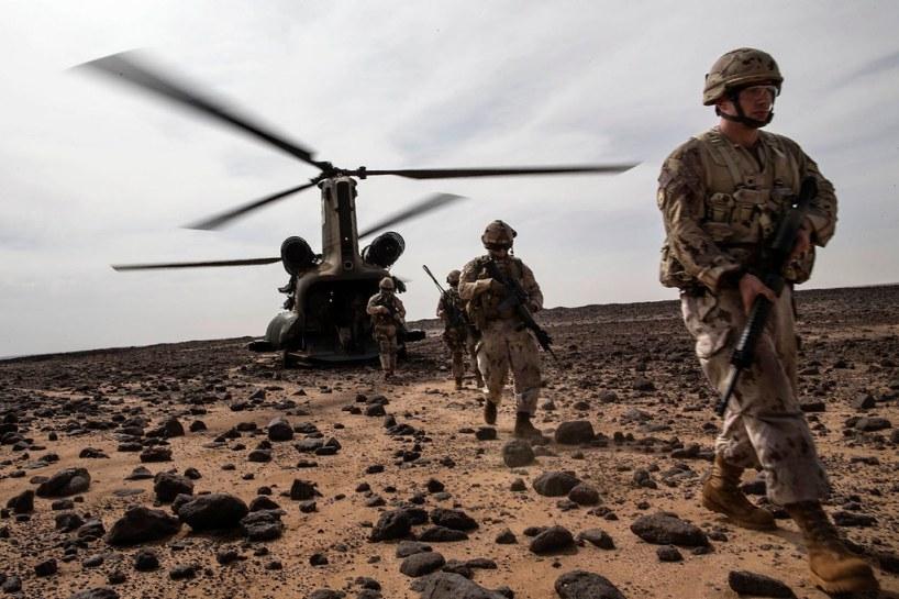 Un chrétien peut-il aller en guerre?