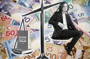 McSween et Liberté45: devenir riche, pour quoi faire?