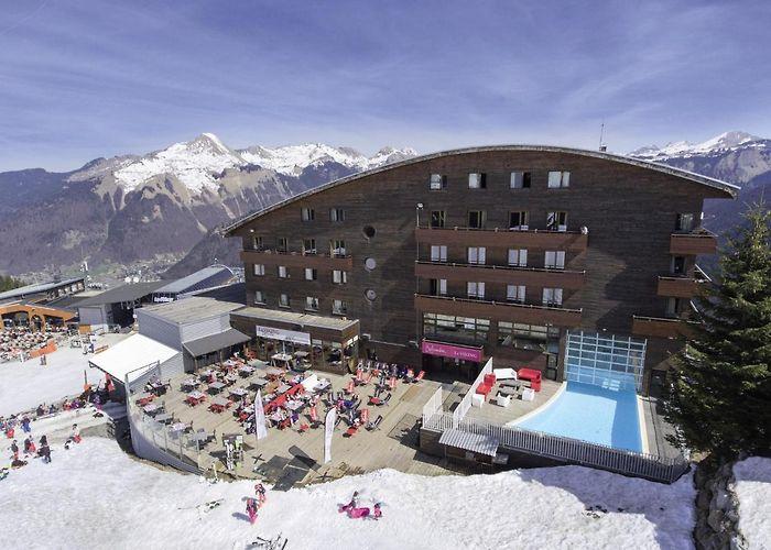 Comparez les prix d'hôtel et trouvez le tarif le plus bas de l'établissement : Belambra Clubs Hotel Morzine