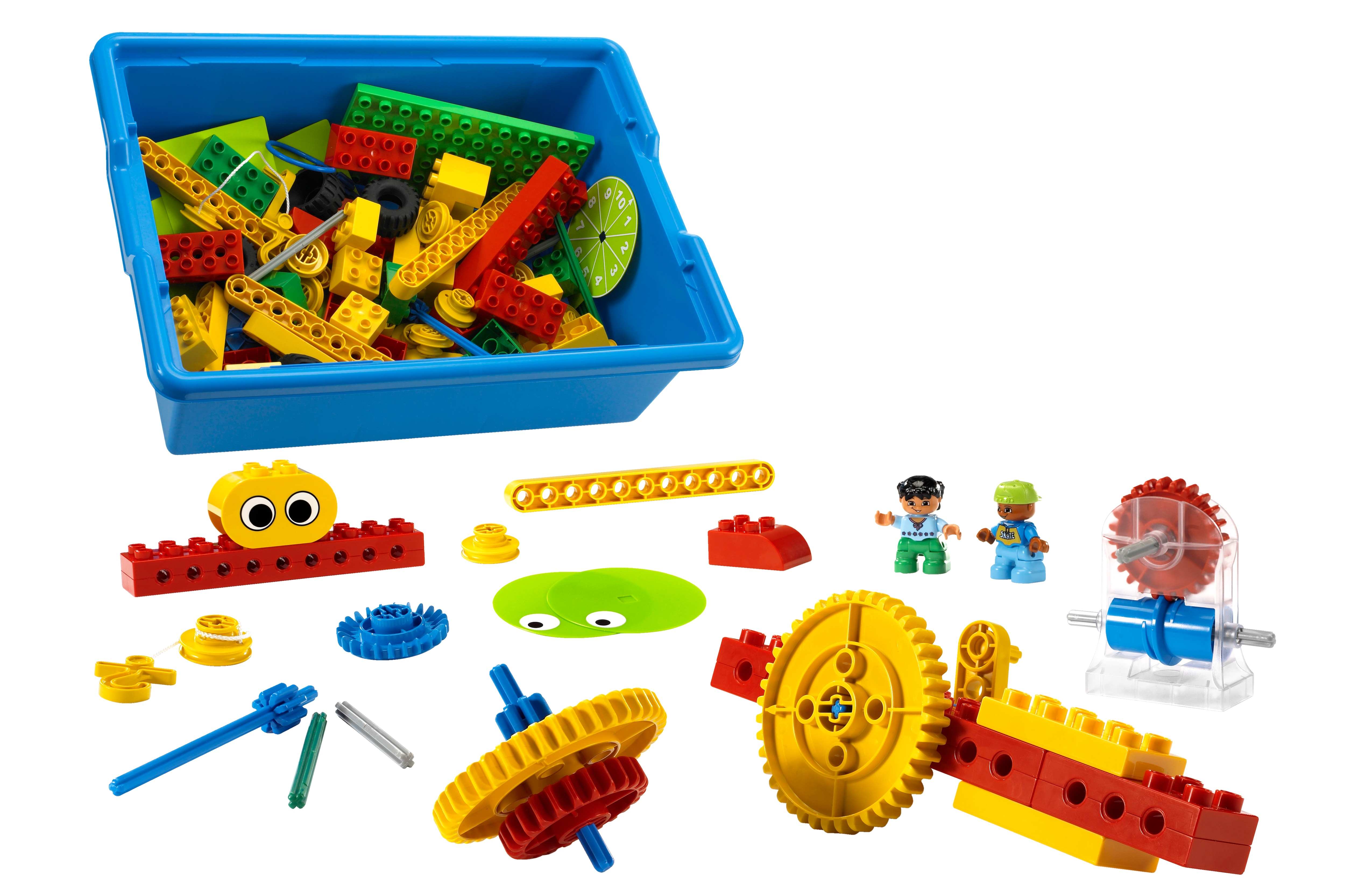 Early Simple Machines Set By Lego Education