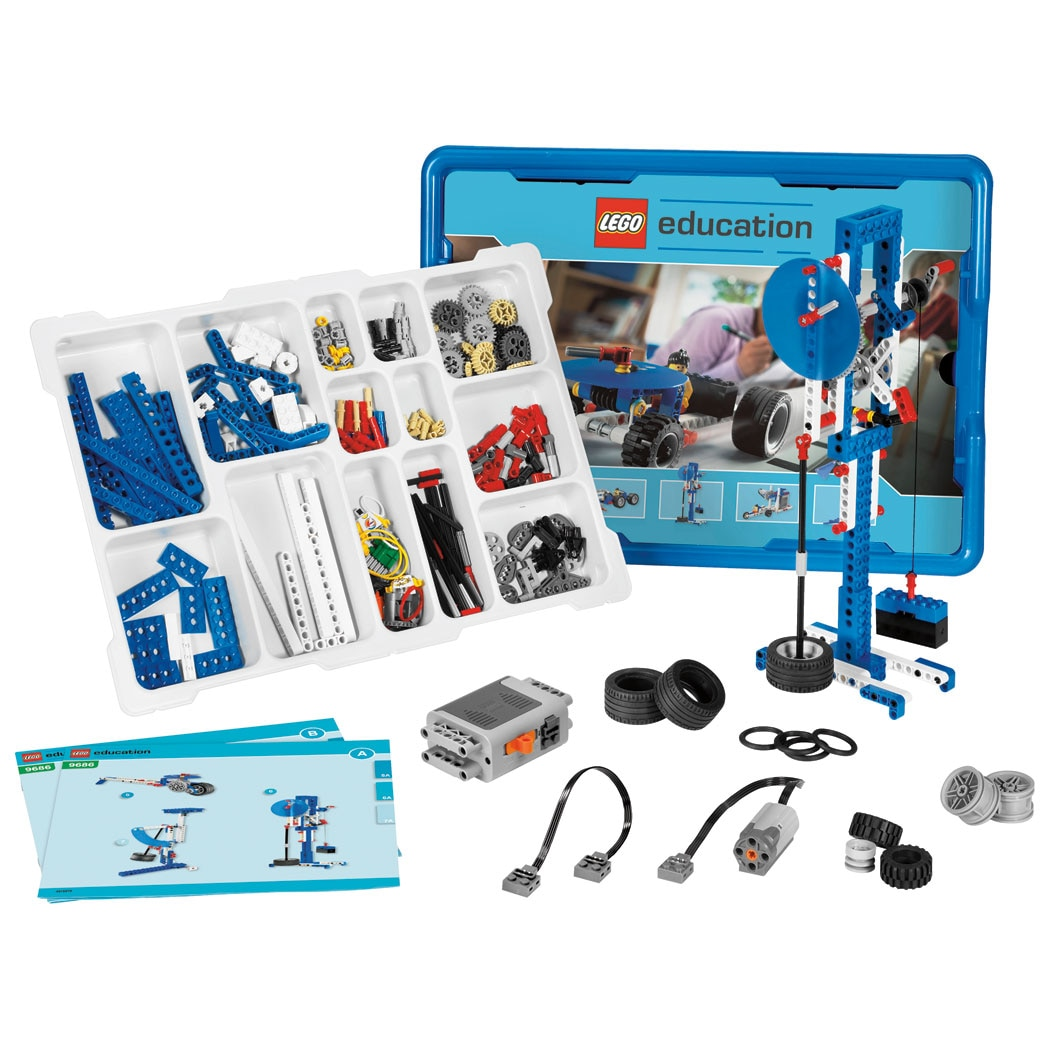 Simple Amp Powered Machines Set By Lego Education