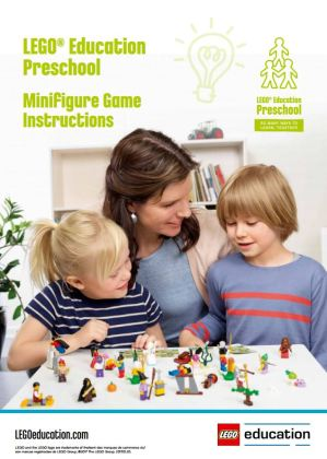 Preschool Games     Support     LEGO Education Minifigures   Preschool Teacher Guide   LEGO Education
