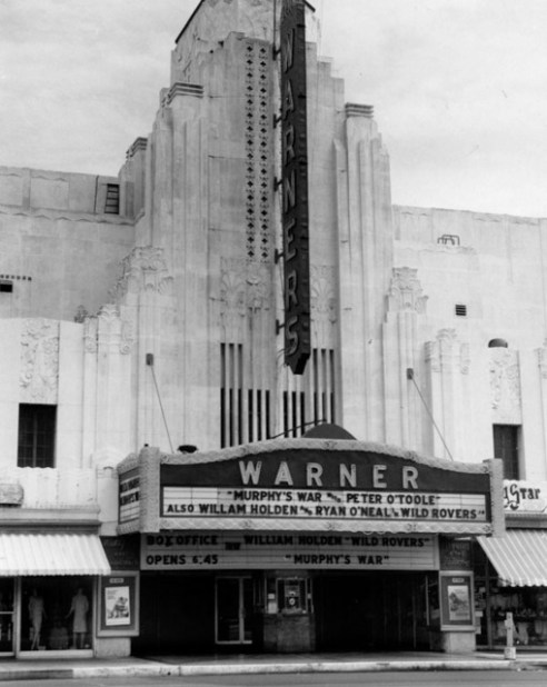 Tales from the (Movie) Theater Series