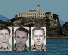 Les évadés d'Alcatraz