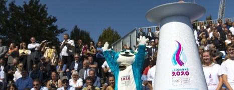 L'étrange histoire de la flamme olympique