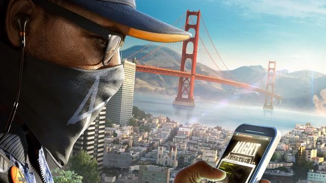 Marcus et sa bande de hackers sont bien décidé à protéger les libertés individuelles dans Watch Dogs 2. Ubisoft