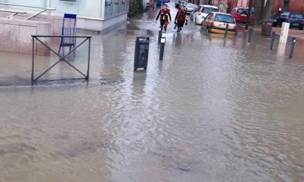 Rupture de canalisation : la station de métro Saint Agne fermée pendant deux à trois semaines
