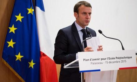 Emmanuel Macron : le vote par défaut ?