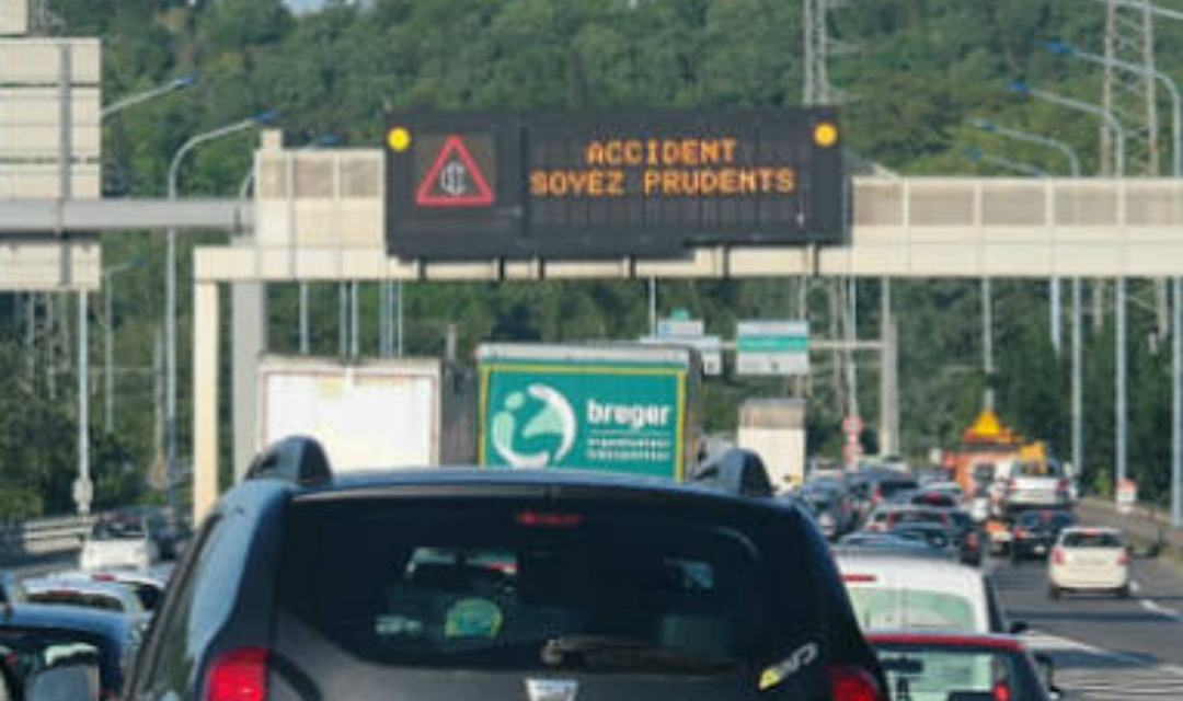 Yvelines : 65 blessés dans un gigantesque carambolage