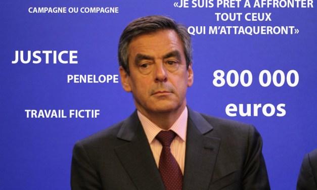 François Fillon, bientôt un magasin de casseroles ?