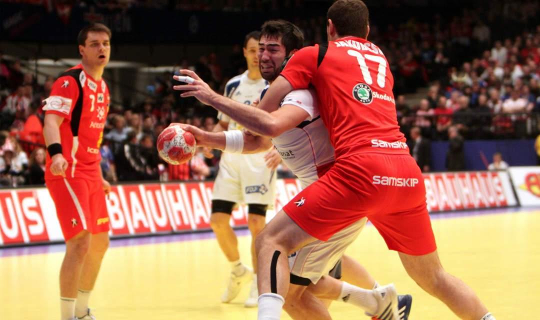 Handball : l'équipe de France en demi-finale sans briller (33-30)