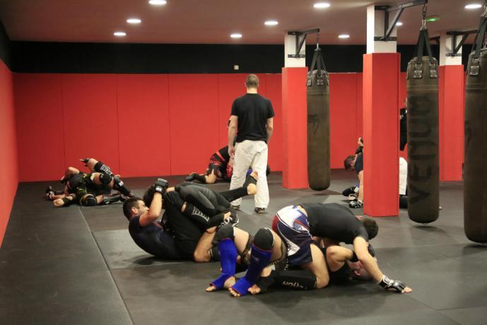 Photo MMA2