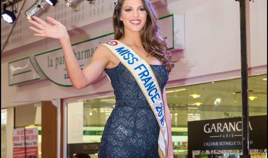 Miss Univers 2017 est une Française : Iris Mittenaere