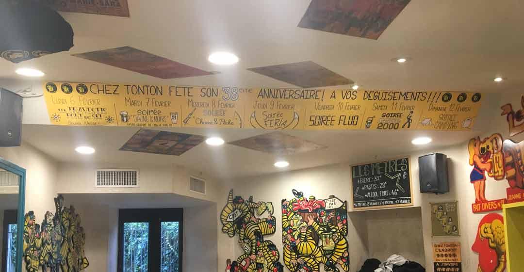 38 ans de souvenirs avec le Tonton préféré des Toulousains