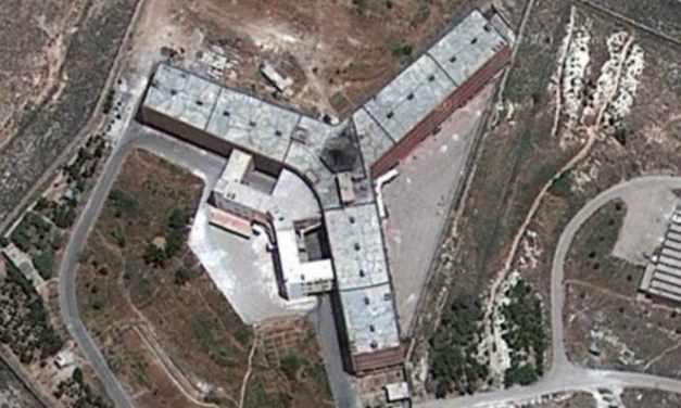 Prison de Saydnaya: un abattoir en plein désert