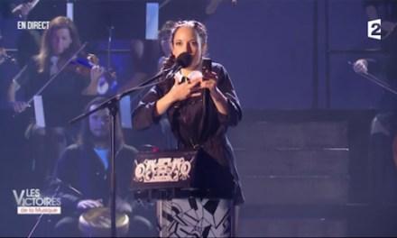 La Toulousaine Jain, grande gagnante des Victoires de la Musique 2017