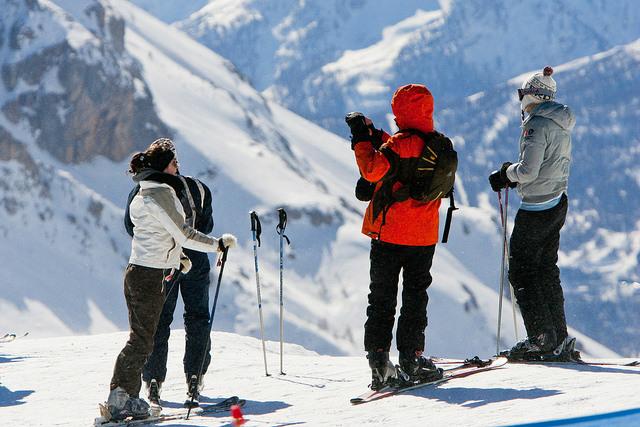 3 skieurs portés disparus à Cauteret, dans les Hautes-Pyrénées