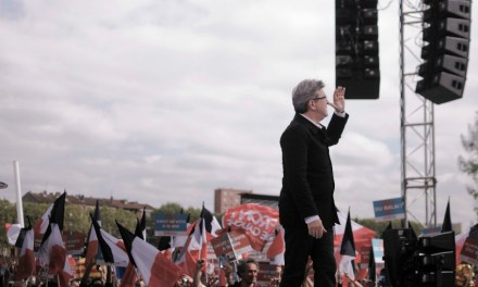 Pari réussi pour Jean-Luc Mélenchon