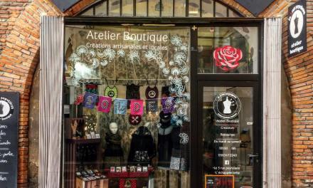 Mode : que trouve-t-on à l'atelier de créatrices 3 rue Peyrolières ?