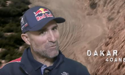 Dakar 2018 : Peterhansel toujours leader à l'étape de repos