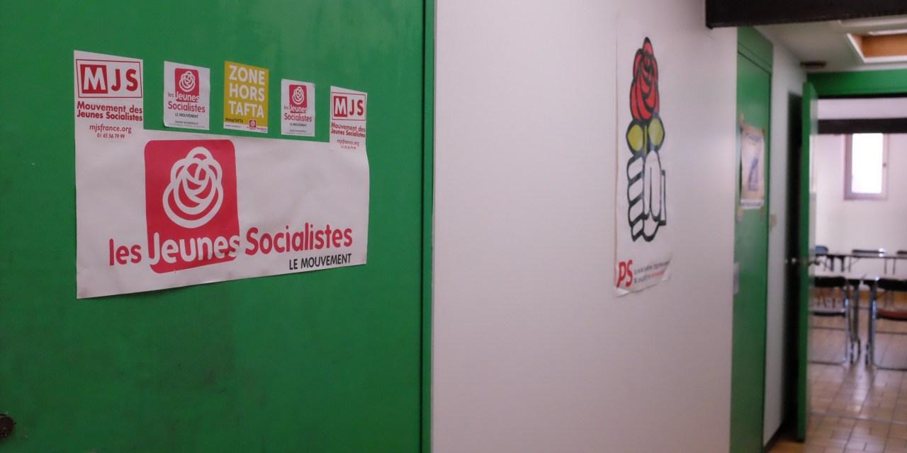 Pour les Jeunes Socialistes : «Il faut retrouver une gauche de gouvernement !»