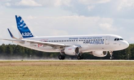 La Chine commande 184 Airbus A320