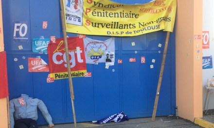 Grève des surveillants de prisons : «S'il y a des engagements écrits, nous arrêterons les mobilisations»
