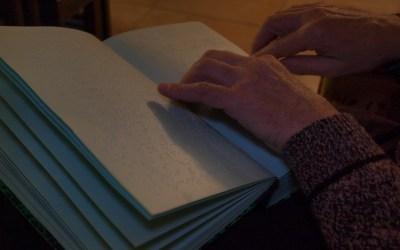 Grand format : le braille s'écrit à Toulouse