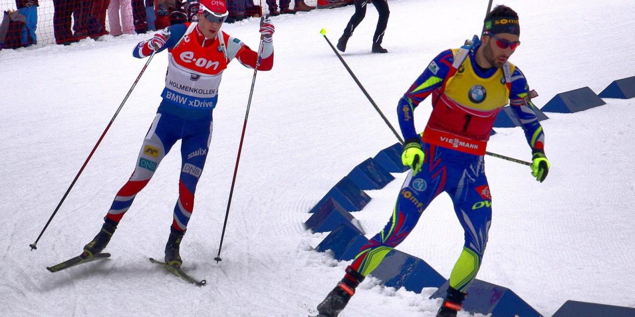 Biathlon : Martin Fourcade remporte le 20km de Ruhpolding