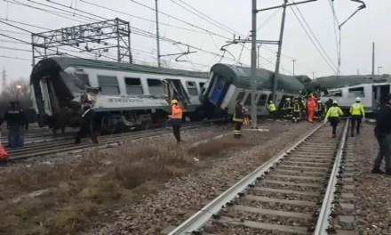Italie : le déraillement d'un train fait 3 morts