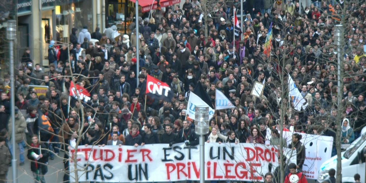 Enseignants et étudiants appelés à manifester ce mardi 6 février