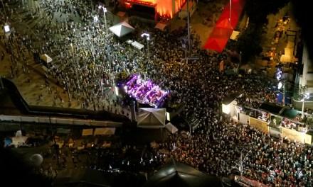 Des musiciens investissent le métro pour annoncer le carnaval
