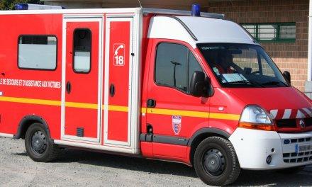 """""""Touche pas à mon pompier"""" c'est la campagne de sensibilisation contre les agressions"""
