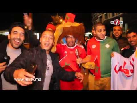 ميكروفوت....رأي الجماهير المغربية في أداء لاعبي المنتخب الوطني المغربي.