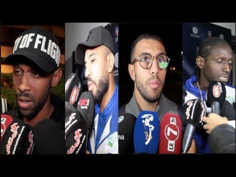 هذا ماقاله لاعبو الرجاء بعد الإطاحة بالإسماعيلي والتأهل لثمن نهائي كأس العرب.