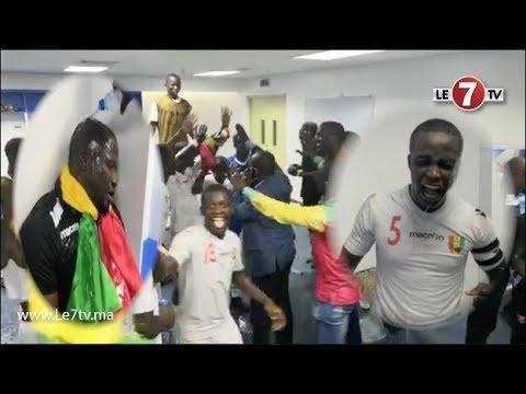 """""""كان U17""""... إغماءات وفرحة هيستيرية للاعبي المنتخب الغيني بعد التأهل لنهائي كأس إفريقيا لأمم لناشئين"""
