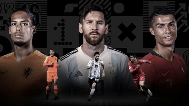 فيفا يعلن أفضل لاعب فى العالم بحفل جوائز THE BEST اليوم