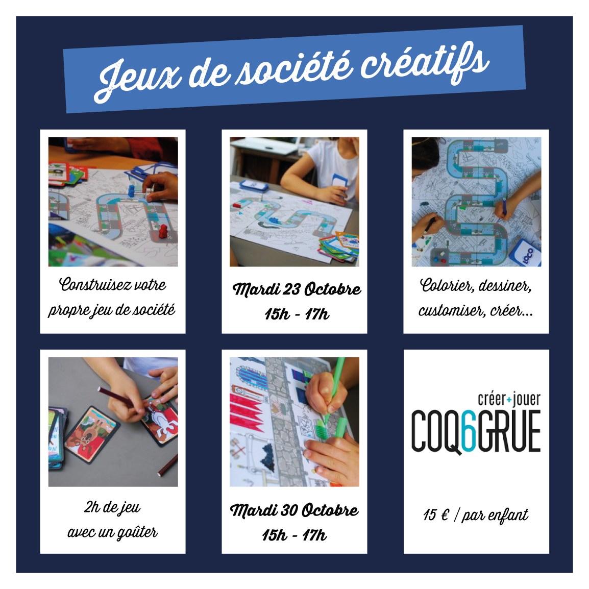 JEUX CREATIFS VACANCES 8 PETION