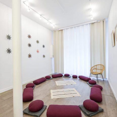 salle à louer bien être méditation