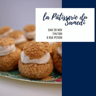 la Pâtisserie du Samedi au 8petion Paris Voltaire