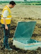 Landfills leachate monitoring
