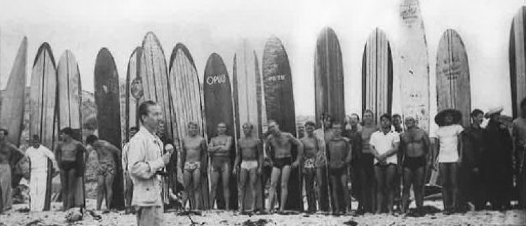 Surfing Heritage and Culture Center