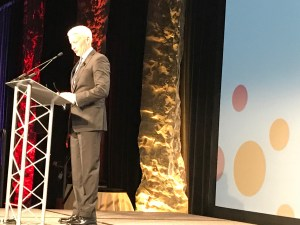 CNN's Anderson Cooper delivers keynote address at ROMBA gala