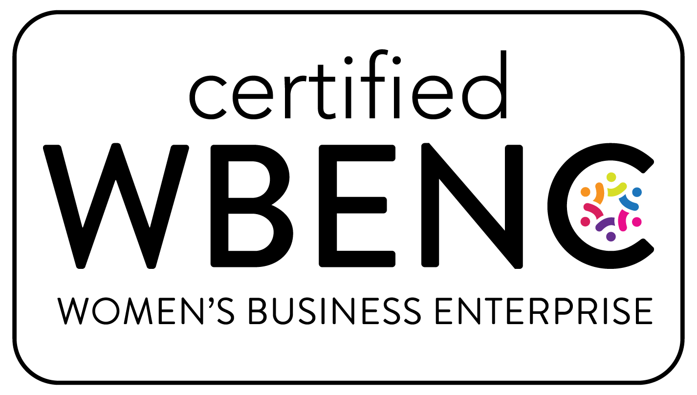 wbe certified certification becoming seal