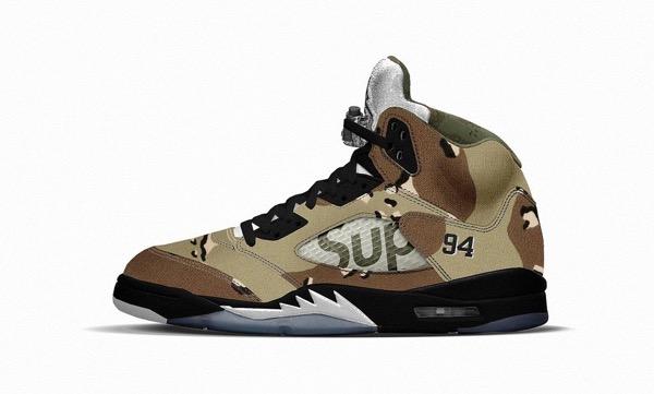Supreme-Air-Jordan-5-desert-storm-camo