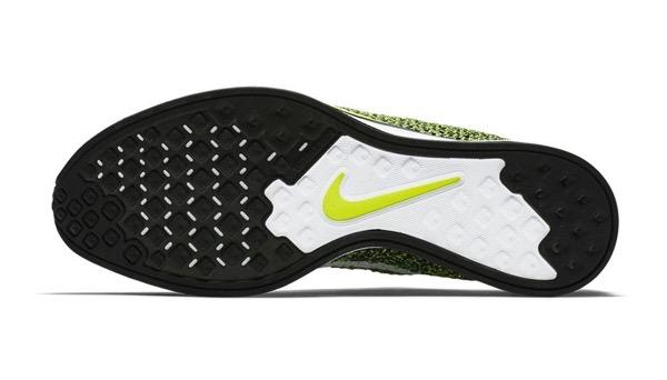 Nike-Flyknit-Racer-Volt-Outsole